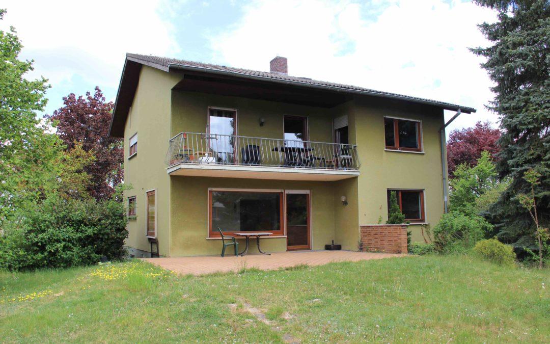 Modernisierungsbedürftiges Ein- bis Zweifamilienhaus in Einhausen