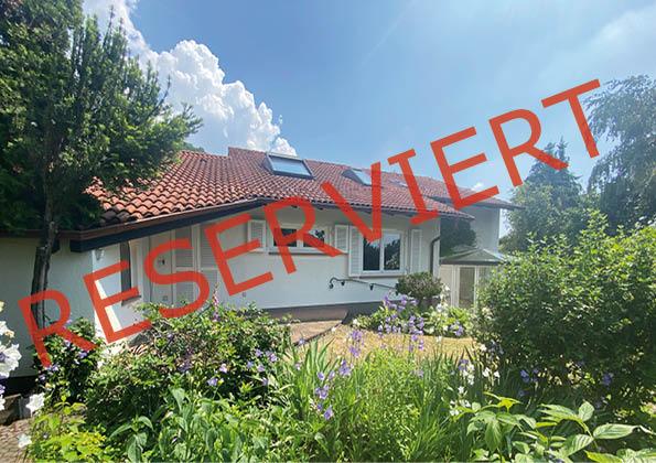 Traumhaft Wohnen und Leben in gesuchter Lage von Zwingenberg
