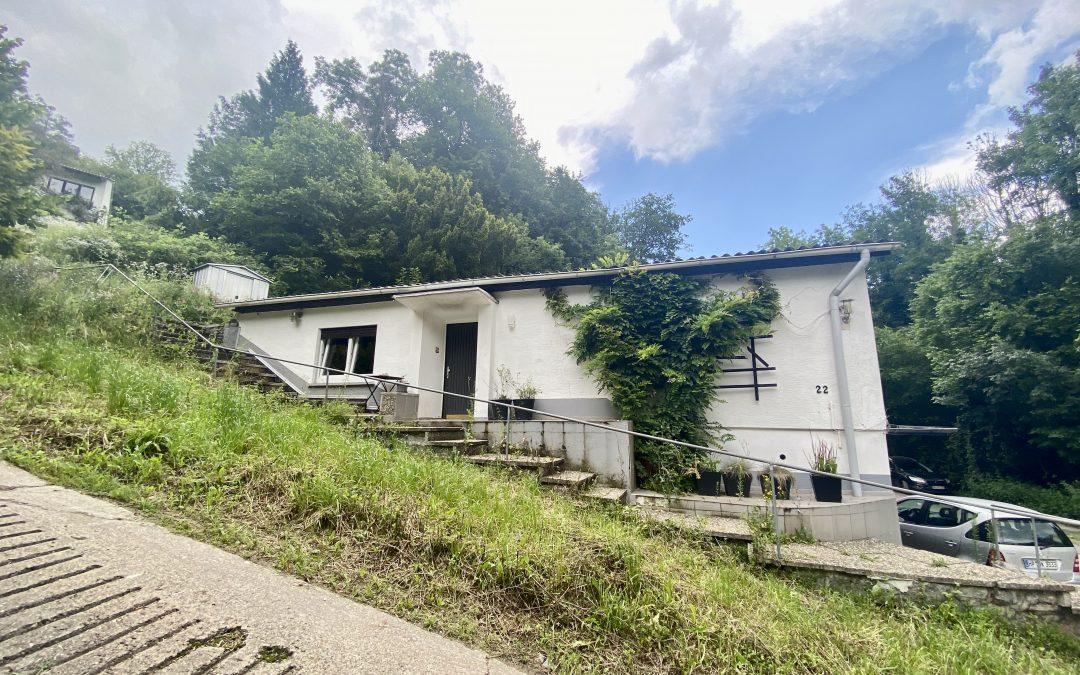 Klein aber fein – sanierungsbedürftiges Häuschen in Bensheim Hochstädten